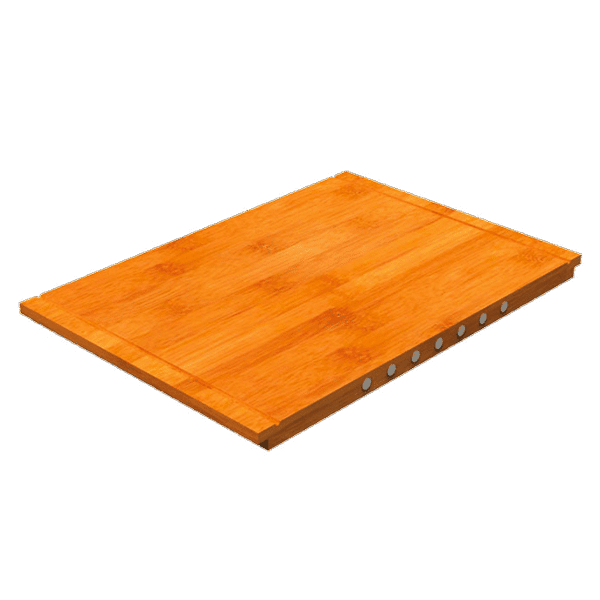 Abey  Cutting Board with Magnets Sink Accessories
