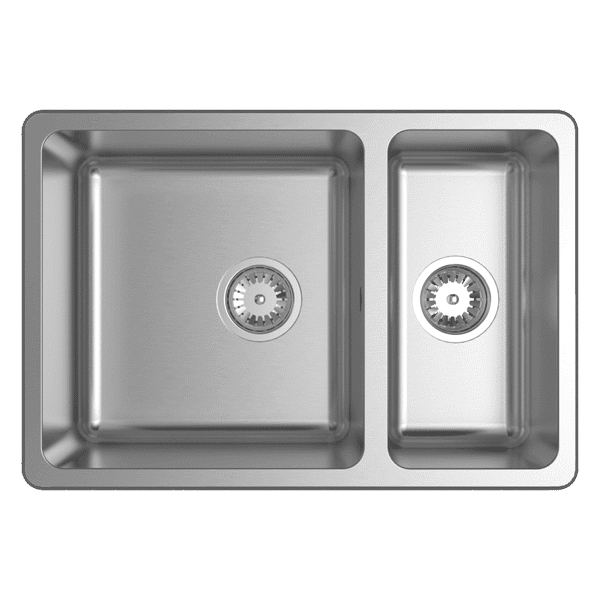 Abey lago Lago Inset One & One Third Bowl Kitchen Sinks