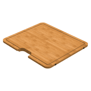 Large Bamboo Cutting Board Sink Accessories